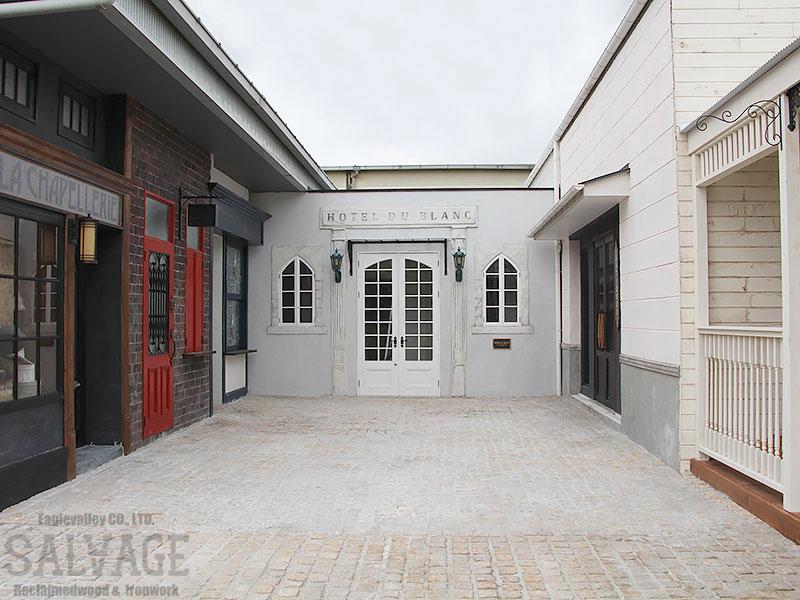 スタジオ施工例 6-14 外装施工