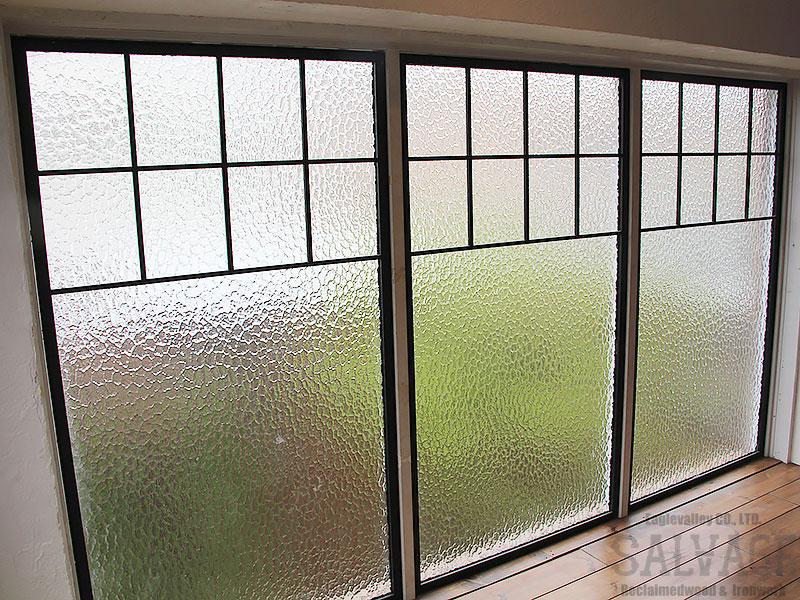 スタジオ施工例 5-39 アイアン窓