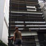 一般住宅の鉄柵工事