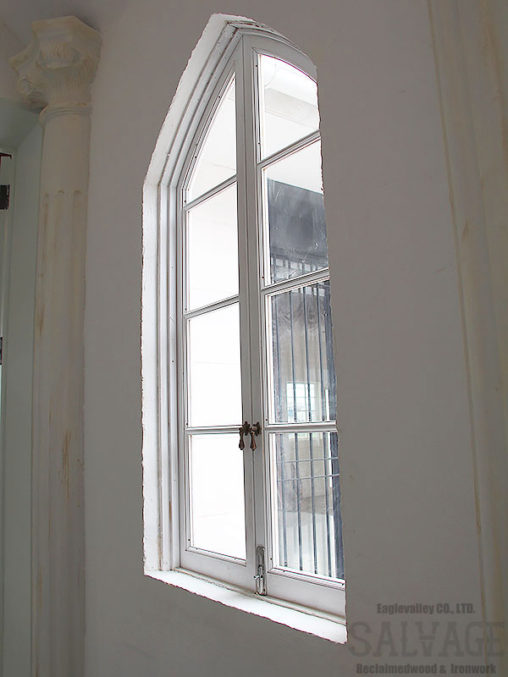 スタジオ施工例 6-52 オーダー製作窓