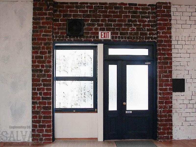 スタジオ施工例 5-40 オーダードア 内装施工