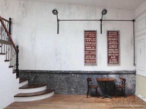 スタジオ施工例 5-31 内装施工